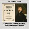 Mr Vlada Milić – Lokalna samouprava