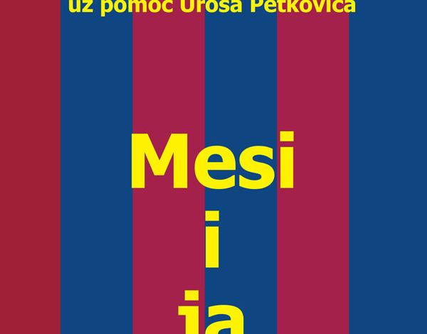 Borivoje Petković – Mesi i ja, roman
