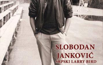 Objavljena knjiga o Bobanu Jankoviću – Srpski Larry Bird