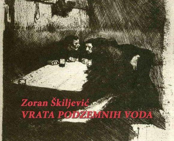 """ČAJANKA U 7  KOD BOJIĆA – Predstavljanje romana """"Vrata podzemnih voda"""" Zorana Škiljevića"""