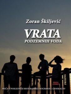 Zoran Skiljevic - Vrata podzemnih voda (korice)