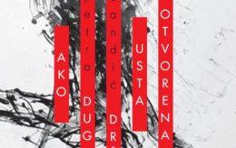 """Promocije knjige ,,Ako dugo držiš usta otvorena"""" Petre Rosandić"""