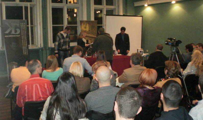 Sombor: održana promocija knjige Peđe Nastasića