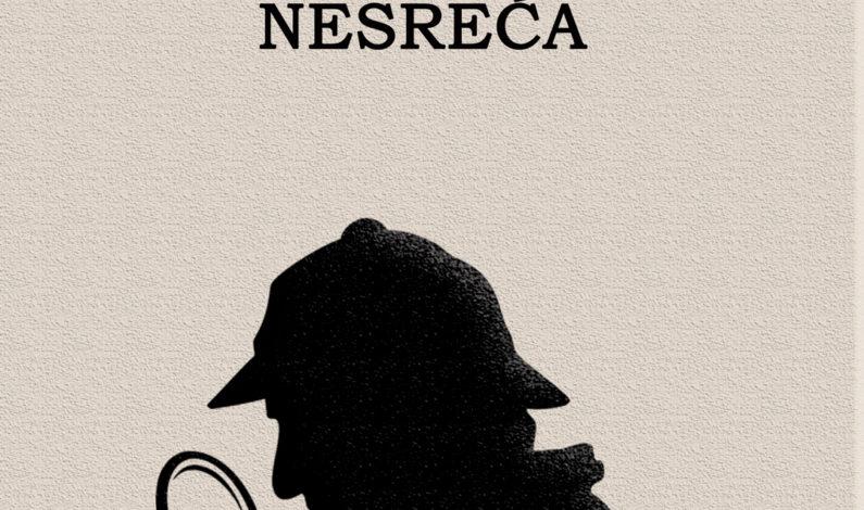Krimi roman Nebojše Pašića – Ubistvo i nesreća
