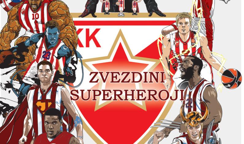 Žarko Dapčević – Zvezdini superheroji