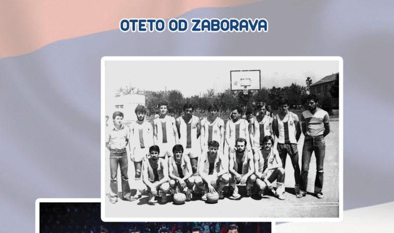 Žarko Dapčević Daba – KK KOSOVO POLJE 1978-1999.